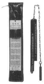 IMPA 370261 PSYCHROMETER (HYGROMETER) SLING TYPE -10/+50 Celsius