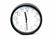 IMPA 370204 Quartz clock 150mm