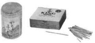 IMPA 171090 TOOTH PICKS ROUND pack of 1000 pcs.