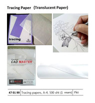 IMPA 470199 Tracing paper A4/pck250