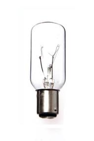 IMPA 050127 TUBULAR-LAMP 110V 40W BA15D 25X70