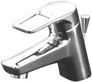 IMPA 530164 WASHBASIN FAUCET CHROMED WATERLINE SINGLE LEVER