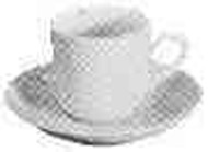 IMPA 170333 CUP AND SAUCER-GREEK TYPE CHINAWARE
