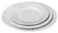 IMPA 170310 DINNER PLATE 230mm FLAT CHINAWARE