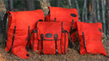 Frost River Hunter Orange Utility Pack-Box Style