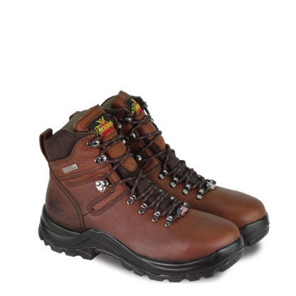 f88533791ac OMNI™ SERIES – WATERPROOF – 6″ BROWN SAFETY TOE