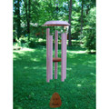 For the Girls® 34-inch Pink Wind Chimes