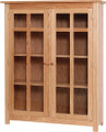 HC 2 Door Book Case