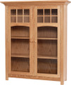 HC Two Door Book Case