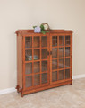 HC 2 Door Bookcase