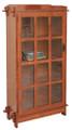 HC 1 Door Book Case