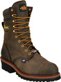 "Thorogood 9"" Steel Toe WP Logger Work Boot"