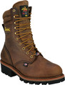 "Thorogood 9"" Steel Toe WP/Insulated Logger Work Boot  804-3554"