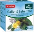 Kneipp Galle-und Lebertee (Gall and Liver Tea) 10ea