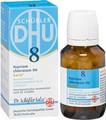Schuessler Salts Nr 8 Natrium Chloratum D6 Karto (Gluten Free) Tabletten (Tablets) 200ea