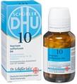 Schuessler Salts Nr10 Natrium Sulfuricum D6 Tabletten (Tablets) 200st
