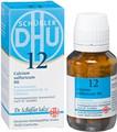 Schuessler Salts Nr 12 Calcium Sulfuricum 6X (D6) Tabletten (Tablets) 200st