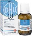 Schuessler Salts Nr 18 Calcium Sulfuratum D6 Tabletten (Tablets) 420ea