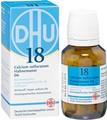 Schuessler Salts Nr 18 Calcium Sulfuratum D6 Tabletten (Tablets) 200ea