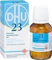 Schuessler Salts Nr 23 Natrium Bicarbonicum D6 Tabletten (Tablets) 200ea