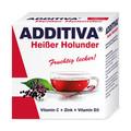 ADDITIVA Heisser Holunder Pulver (Powder) 10x10g