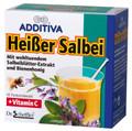 ADDITIVA Heisser Salbei+Vit.C Pulver 10x12 g