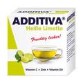 ADDITIVA Heisse Zitrone Vitamin C+Calcium Pulver (Powder) 100g
