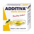 ADDITIVA Heisse Zitrone Pulver 120g
