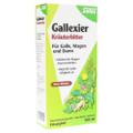 Gallexier Kräuterbitter (Herbal Bitters) Salus 500 ml