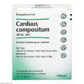 Carduus Compositum Ampullen (Ampoules) 5 x 5ml
