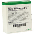 China Homaccord S Ampullen (Ampoules) 10 x 1.1ml