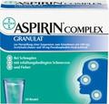 Aspirin Complex Granulat 20ea