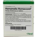 Hamamelis Homaccord Ampullen (Ampoules) 10 x 1.1ml