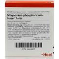 Magnesium Phosphoricum Injeel Forte Ampullen (Ampoules) 10 x 1.1ml
