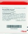 Rauwolfia Injeel Ampullen (Ampoules) 10 x 1.1ml