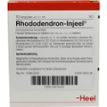 Rhododendron Injeel Ampullen (Ampoules) 10 x 1.1ml