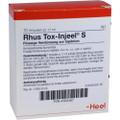 Rhus Tox Injeel S Ampullen (Ampoules) 10 x 1.1ml