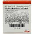 Acidum Alpha Ketoglutaricum Injeel Ampullen (Ampoules) 10 x 1.1ml