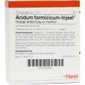 Acidum Formicicum Injeel Ampullen (Ampoules) 10 x 1.1ml
