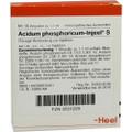 Acidum Phosphoricum Injeel S Ampullen (Ampoules) 10 x 1.1ml