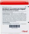 Acidum Succinicum Injeel Ampullen (Ampoules) 10 x 1.1ml