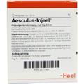 Aesculus Injeel Ampullen (Ampoules) 10 x 1.1ml