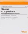 Cactus Comp Ampullen (Ampoules) 10 x 2.2ml