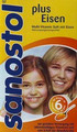 Sanostol plus Eisen Multi-Vitamine Saft 460ml