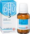 Schuessler Salts Nr 3 Ferrum Phosphoricum 6X (D6) Tabletten (Tablets) 200st