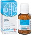 Schuessler Salts Nr 4 Kalium Chloratum D6 Tabletten (Tablets) 200ea