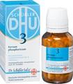 Schuessler Salts Nr 3 Ferrum Phosphoricum 6X (D6) Tabletten (Tablets) 80st