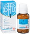 Schuessler Salts Nr 4 Kalium Chloratum D6 Tabetten (Tablets) 80ea