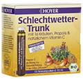 Hoyer Schlechtwetter-Trunk Trinkampullen (Ampoules) 10 x 10ml
