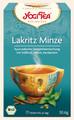Yogi Tea Lakritz Minze Bio 17x1.8g